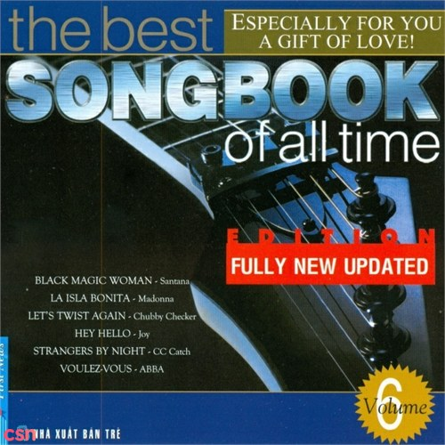 The Best Song Book Of All Time Vol.6