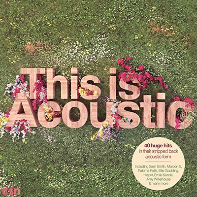 This Is Acoustic CD1 - 600753592588 Aloe Blacc