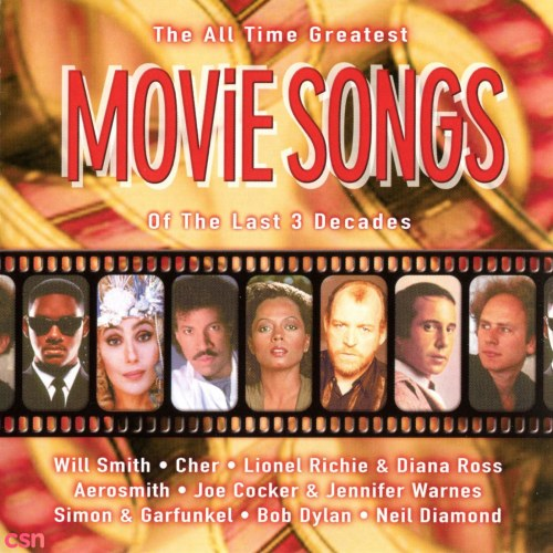 The All Times Greatest Movie Songs
