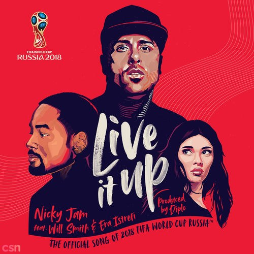 Live It Up (Official Song 2018 FIFA World Cup Russia) (Single)