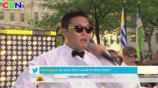 Gangnam Style (Live Today Show 14.09.2012) - PSY