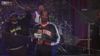 Boom (Live On Letterman) - Snoop Dogg