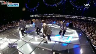 Growl (Inkigayo - Comeback Stage - 130804) - EXO