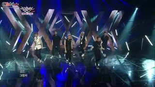 Growl (Music Bank - Comeback Stage - 130802) - EXO