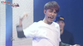 Growl (Music Bank 130809) - EXO