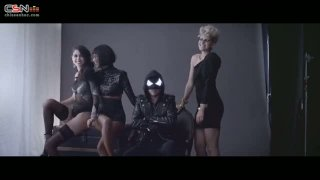 All The Girls (Around The World) - The Bloody Beetroots; Theophilus London
