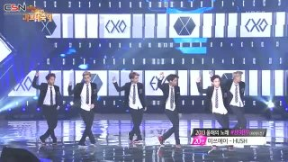 Dubstep Intro; Growl (KBS Gayo Daejun 2013) - EXO