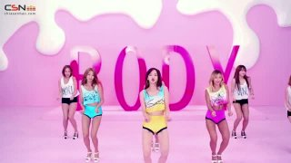 Touch My Body - Sistar