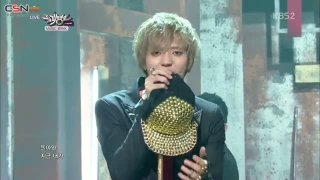 Love Is...; Missing (Music Bank Comeback Stage 140912) - Teen Top
