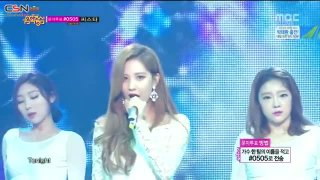 Whisper; Holler (Music Core Comeback Stage 140920) - TaeTiSeo