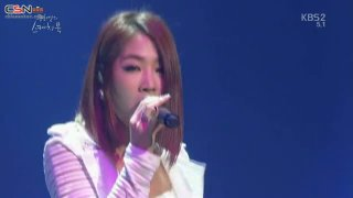 All Around The World; Crying; Give It To Me (Yoo Hee Yeol's Sketchbook 130622) - Sistar