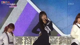 Mr. Chu (Music Bank Osong Expo Special 141003) - A Pink