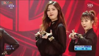 Up & Down (Inkigayo No.1 Stage 150111) - EXID