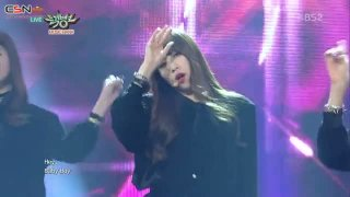 Up & Down (Music Bank No.1 Stage 150116) - EXID