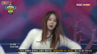 Up & Down (Show Champion 150121) - EXID
