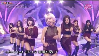 Like A Cat (Japanese Version) - AOA
