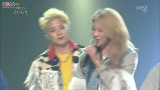 Shake That Brass (YHY's Sketchbook 150306) - Amber; Ailee
