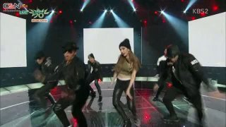 Crazy (Music Bank 150313) - 4Minute