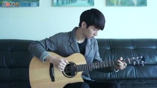 Thinking Out Loud - Sungha Jung