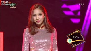 Only You (Music Bank 150417) - Miss A
