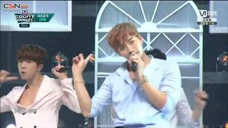 My House (M Countdown Comeback Stage 150618) - 2PM