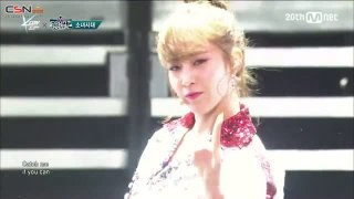 Catch Me If You Can (M Countdown Feelz In NY 150815) - Girls' Generation