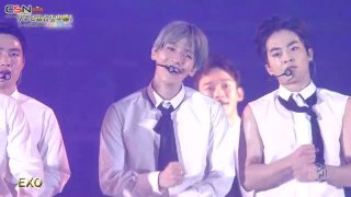 XOXO; 3.6.5; Growl (A-Nation 2015 Stadium Fes. 150830) - EXO