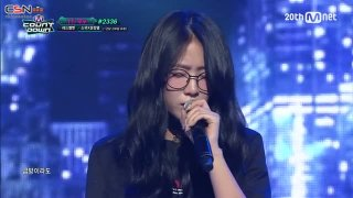 Lean On Me (M Countdown Comeback Stage 151001) - Soyou; Kwon Jeong Yeol