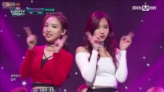 Like Ooh-Ahh (M Countdown 151029) - Twice