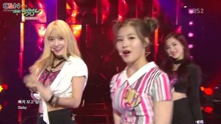 Like Ooh-Ahh (Music Bank 151106) - Twice