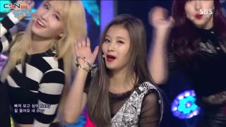 Like Ooh-Ahh (Inkigayo 151108) - Twice