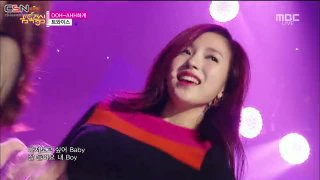 Like Ooh-Ahh (Music Core 151114) - Twice