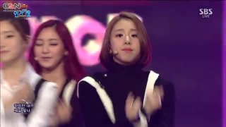Like Ooh-Ahh (Inkigayo 151115) - Twice