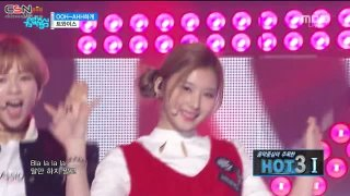 Like Ooh-Ahh (Music Core 151121) - Twice