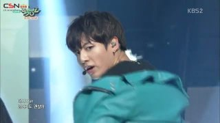 Run (Music Bank Comeback Stage Live) - BTS