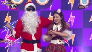 Aalow Aalow (Music Bank Christmas Special Live) - Laboum