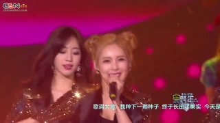 Bo Peep Bo Peep; Little Apple (JSTV 2015 New Year Concert Live) - T-Ara