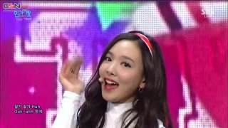 Like Ooh-Ahh (Remix) (Inkigayo Live) - Twice