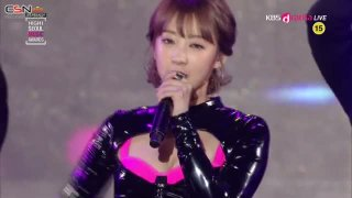 Intro; Hot Pink (25th Seoul Music Awards Live) - EXID