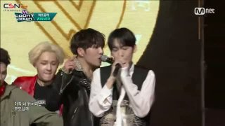Immature (M! Countdown Comeback Stage) - Winner