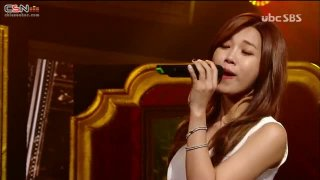 Don't Cry For Me (Inkigayo Diva Special Live) - Luna; Eunji; Ailee; Solar