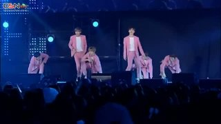 Call Me Baby; Growl; Love Me Right (Live) - EXO