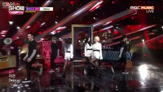 Galaxy (Show Champion Live) - Ladies' Code