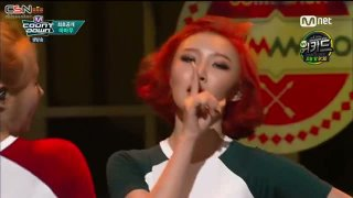 I Miss You; You're The Best (M Countdown Comeback Stage Live) - Mamamoo