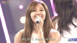 Brand New Days (Music Japan Live) - A Pink
