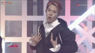 The 7th Sense (Simply K-pop Debut Stage Live) - NCT U