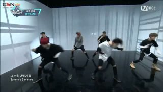 Save Me (Comeback Stage M Countdown Live) - BTS