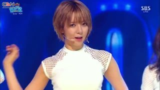 Good Luck (Inkigayo Goodbye Stage Live) - AOA