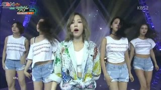 Why (Music Bank Comeback Stage Live) - Taeyeon