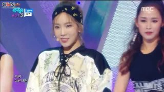Why (Music Core Comeback Stage Live) - Taeyeon